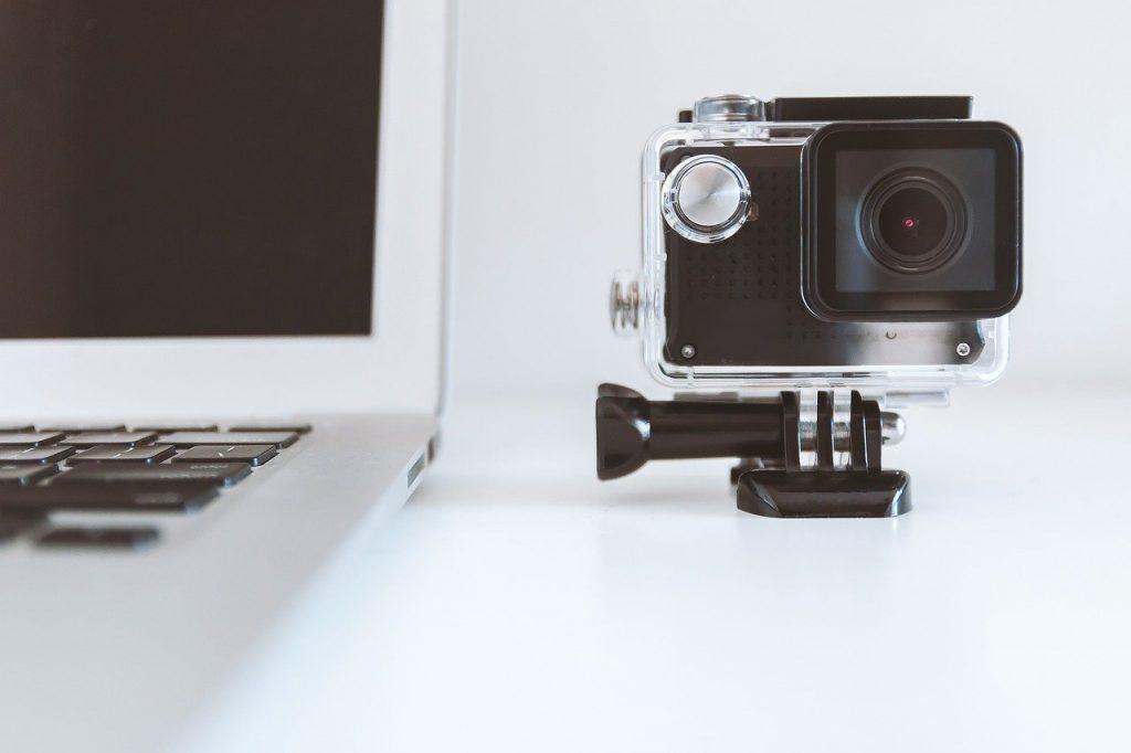 technology, camera, sport